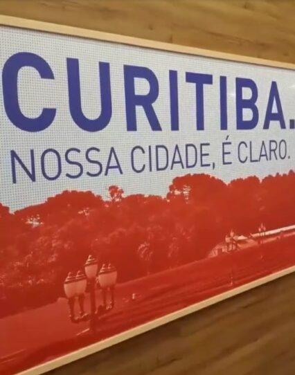 Curitiba. Nossa cidade, é Claro! Um case de relações públicas com os públicos de regiões estratégicas para a marca.